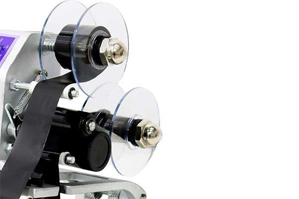 máquina manual datador impressão embalagens validade e lote